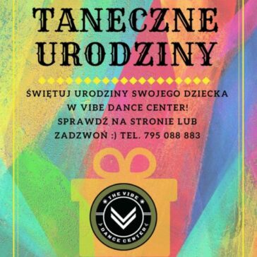 Urodziny w Vibe Dance Center