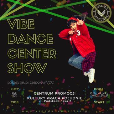Vibe Dance Center Show