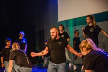 Vibe Family Workshop Warsztaty taneczne dla dorosłych