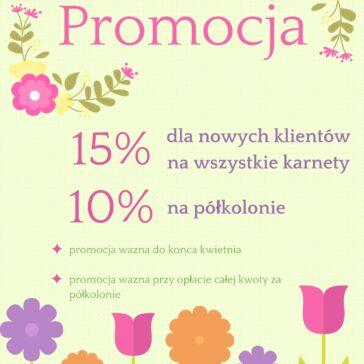Promocja!!!