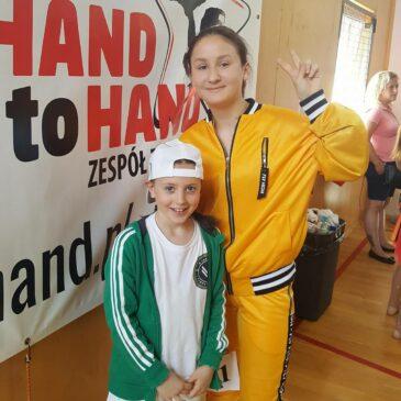 Turniej Tańca Hand to Hand
