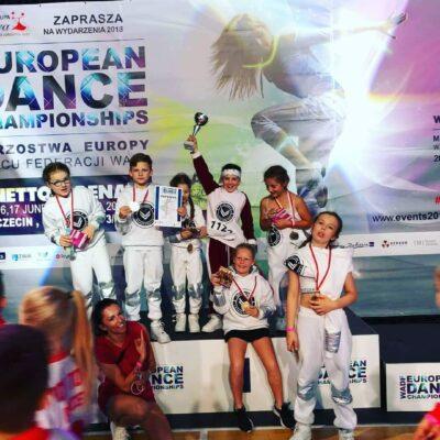 Mistrzostwa Europy federacji WADF