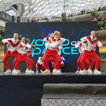 Vibe Dance Center na WOD Złote Tarasy!!!