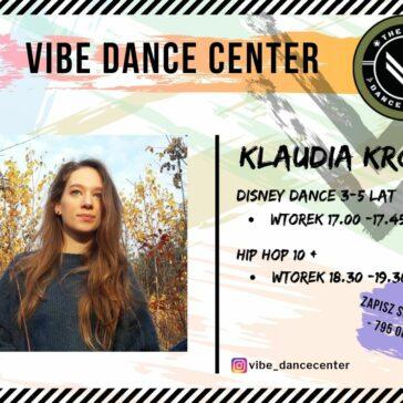 Dzień Otwarty w Vibe Dance Center