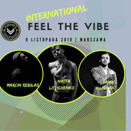 Feel the Vibe International