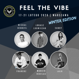 Feel the Vibe in winter
