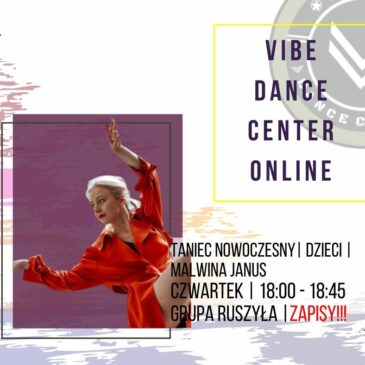 Vibe Dance Center Online