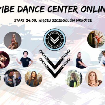 Vibe Dance Center Online